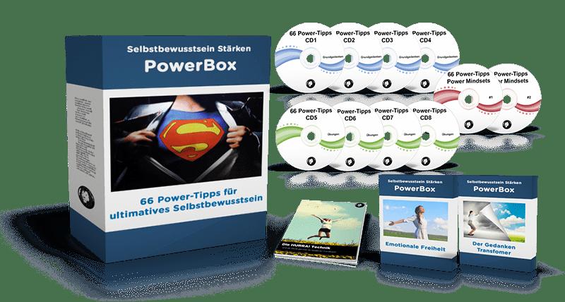 Selbstbewusstsein Stärken - PowerBox