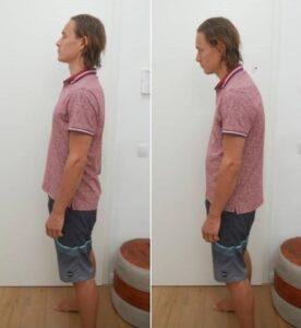 Moritz Körperhaltung