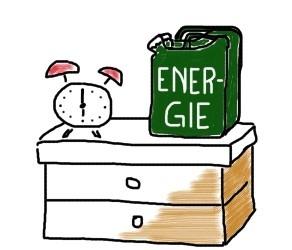 Gleich morgens Energie tanken