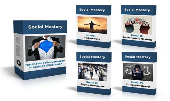 Social Mastery Komplettpaket
