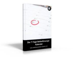 7-Tage-Selbstfürsorge-Kalender zum Download