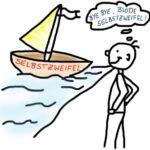 Selbstzweifel überwinden: In 6 einfachen Schritten (Eine Anleitung)