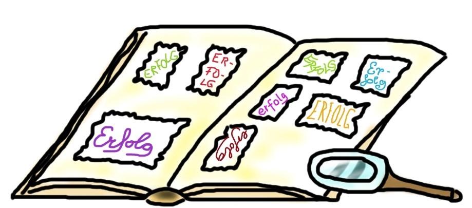 Erfolgserlebnisse sammeln statt Briefmarken
