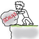 Schuldgefühle loswerden: In 3 einfachen Schritten (+Alltags-Tipps)