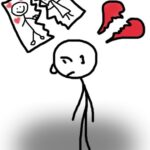 Trennung verarbeiten: 9 Tipps um ein gebrochenes Herz zu heilen